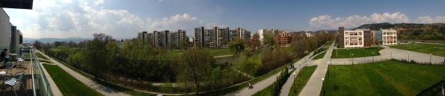 AUBG Campus in Blagoevgrad